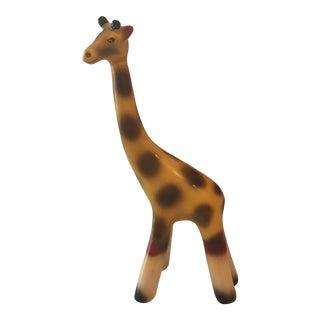 Mid-Century Modern Vintage Ceramic Giraffe