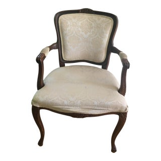 Vintage Hibriten Furniture Co. Armchair
