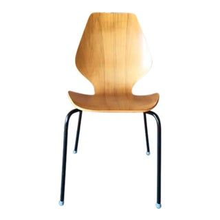 Danish Modern Teak Ant Chair