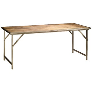 Jamie Young Company Campaign Dining Table (Brand New)