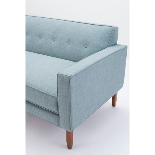 Image of Clad Home Mid-Century Style Tufted Sofa
