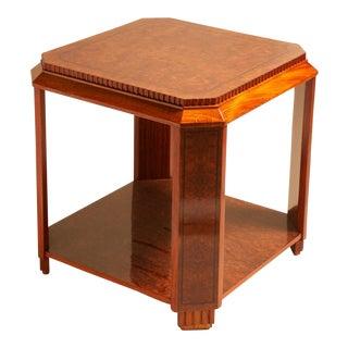 Paul Follot Side Table