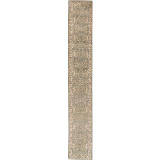 "Apadana 21st Century Modern Oushak Style Runner Rug -- 2'8"" x 19'10"""