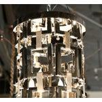 Image of Paul Marra Link Fixture in Polished Nickel & Brass