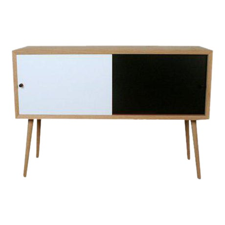 Via Cph Soaped Oak Danish Sideboard / Cabinet - Image 1 of 6