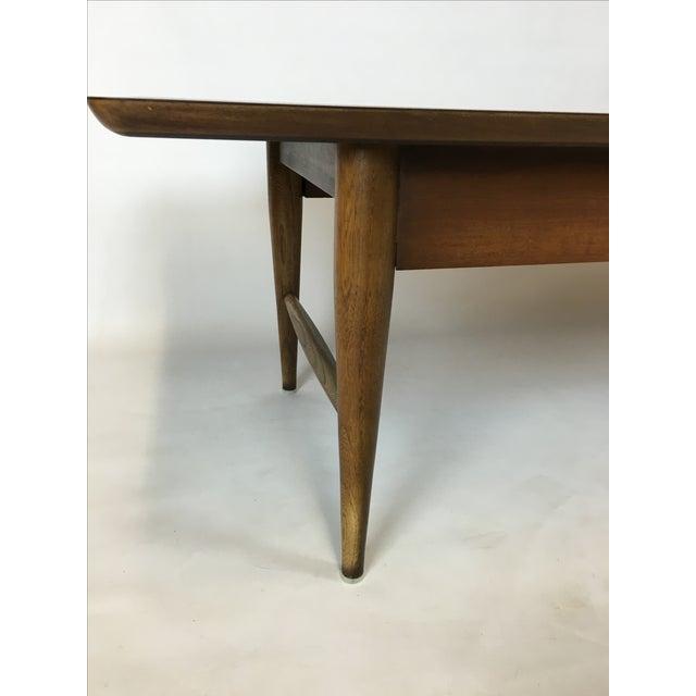 Lane Mid-Century Surfboard Coffee Table - Image 5 of 7