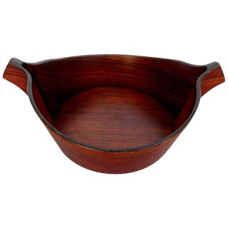 Rosewood Bowl by Jens Quistgaard for Dansk