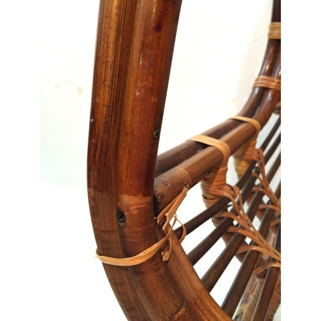 Franco Albini Style Rattan Chair - Image 6 of 7