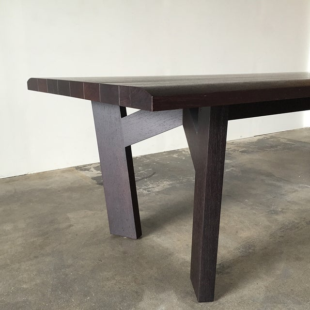 Maxalto Simplice Dining Table - Image 4 of 6