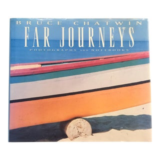 "Vintage ""Far Journeys"" Coffee Table Book"