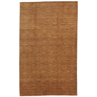 """Indian Hand Knotted Rug- 4'10"""" x 7'10"""""""