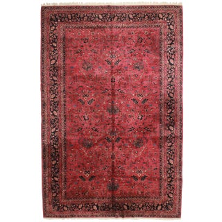 RugsinDallas Hand Knotted Wool Turkish Sparta Rug - 12′1″ × 18′2″