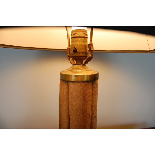White Tail Deer Taxidermy Lamp - Image 6 of 8