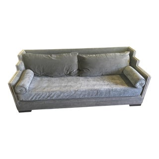 Contemporary Gray Sofa
