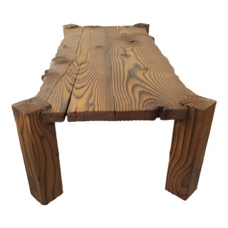 Deva Hand Crafted Coffee Table