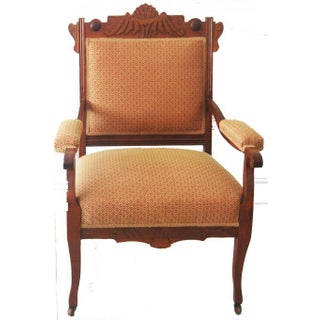 American Walnut Armchair