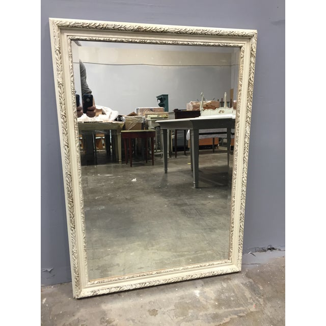 Shabby Chic Square Mirror - Design #21 - Image 2 of 4