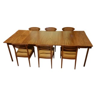 John Widdicomb Vintage Dining Set