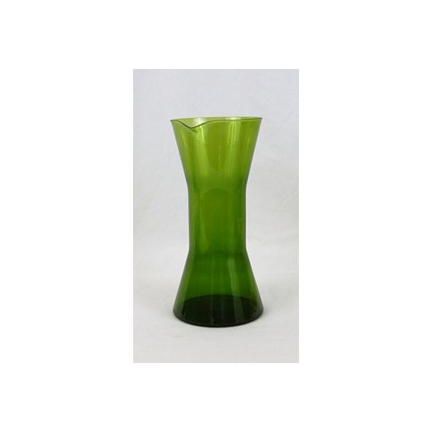 Image of 1960s Mid Century Swedish Carafe And Glasses
