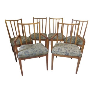 Modernist Dining Chairs - Set of 6