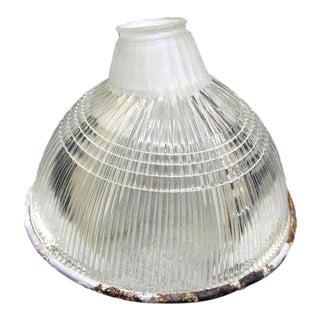 Offset Holophane Light Shade