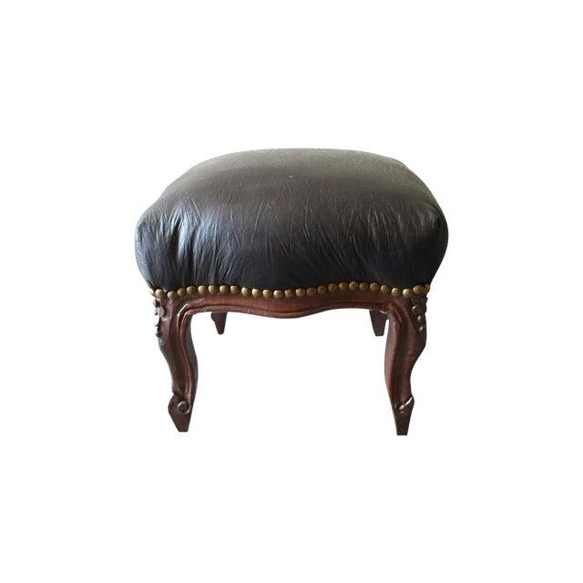 Image of French Pincushion Ottoman