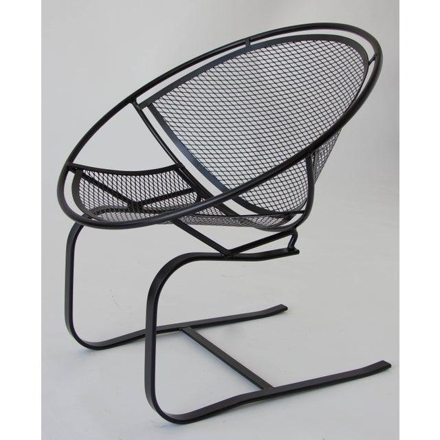 Pair of Salterini Patio Rocking Chairs by Maurizio Tempestini - Image 2 of 8