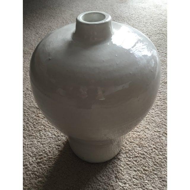 Antique Chinese-Blanc De Chine Vase, 19th Century - Image 4 of 8