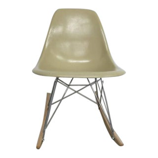 Eames Side Shell Rocking Chair
