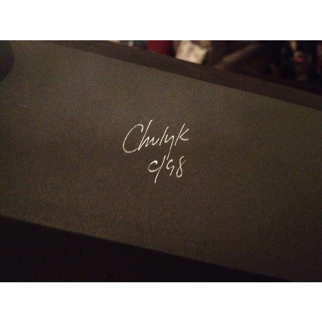 Andrew Chulyk Studio Maxima Wood Box - Image 5 of 6