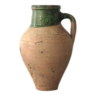 Turkish Terracotta Olive Jug