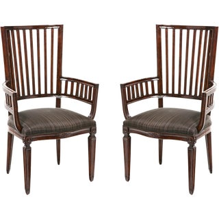 Rose Tarlow Armchairs - A Pair
