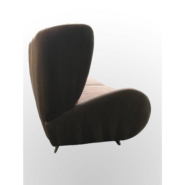 """Vladimir Kagan """"Fiftyish"""" Sofa & Chairs - Set of 3 - Image 7 of 9"""