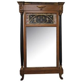 Italian Regency Mirror