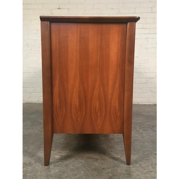 Stanley Mid-Century Modern Credenza - Image 6 of 11