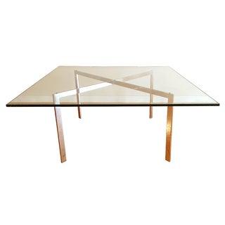 Mies Van Der Rohe Barcelona Coffee Table