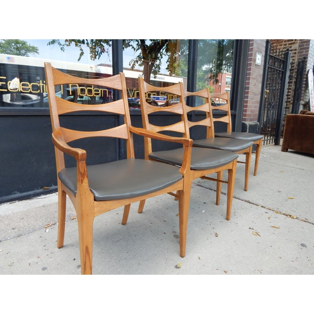Rhythm Dining Chairs by Lane - Set of 4 - Image 5 of 5