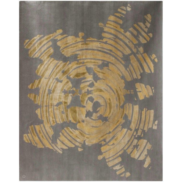 """""""Subconscious"""" Rug by Emma Gardner - Image 4 of 4"""