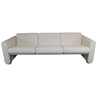 Vintage LeCorbusier Style Sofa