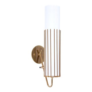 Single 50s Wall Sconce from Italy