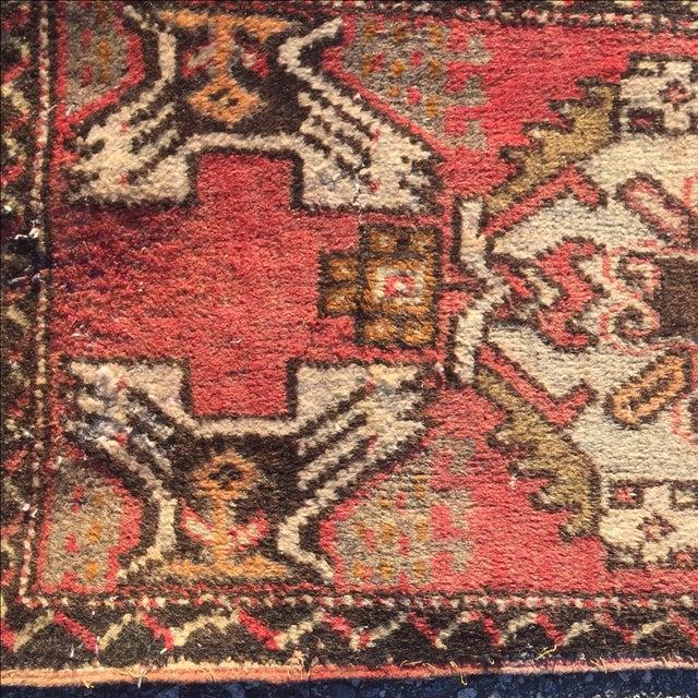 Anatolian Persian Rug, 18x40 - Image 4 of 7