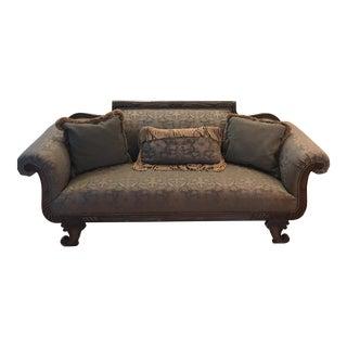 Victorian Chippendale Sofa