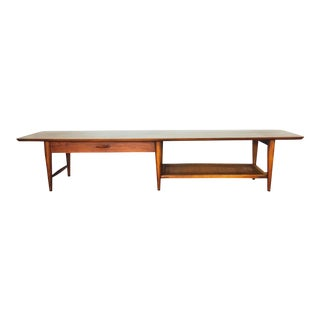 Vintage Lane Coffee Table With Storage