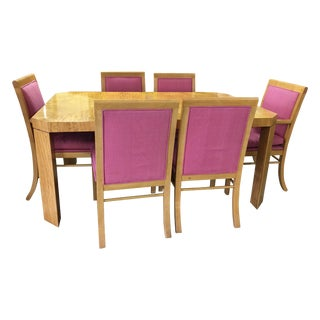 Charles Pfister for Baker Dining Set