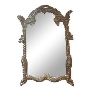 La Barge Carved Gilt Wood Mirror