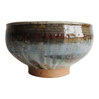 1970s Studio Pottery Bowl