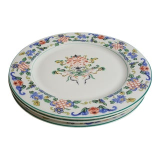 Chinese Porcelain Plates - Set of 3