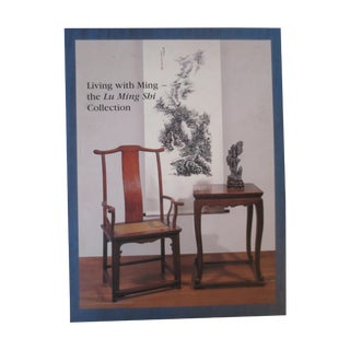Living with Ming-The Lu Ming Shi Collection Book