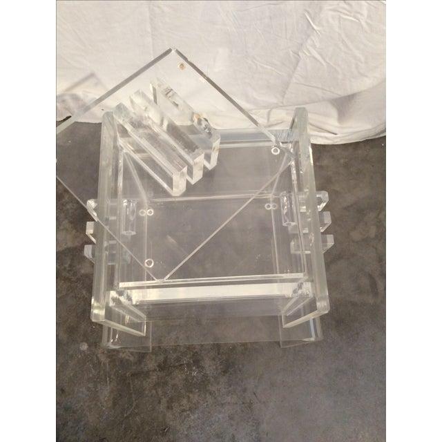 Mid-Century Modern Hollis Jones Style Ice Bucket - Image 5 of 7