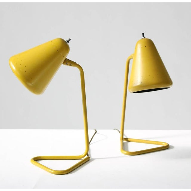 Kurt Versen Pair of Table Lamps - Image 2 of 2